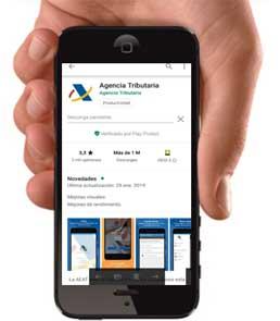 13 1 app aeat agencia tributaria for Oficina virtual de la agencia tributaria