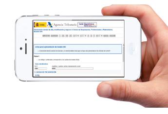 1 2 2 d nde agencia tributaria for Oficina virtual de la agencia tributaria
