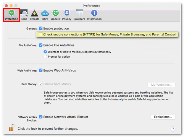 Error 403 persisting as your antivirus may be blocking the signature