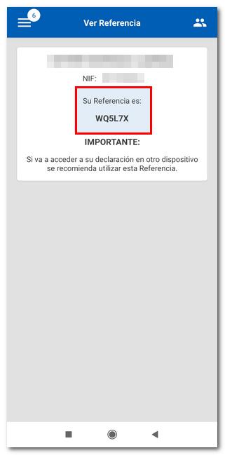 ejemplo de referencia en app
